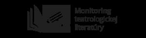Monitoring teatrologickej literatury logo